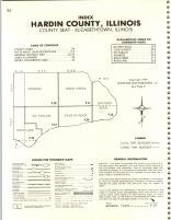 Index Map 2, Pope and Hardin Counties 1979